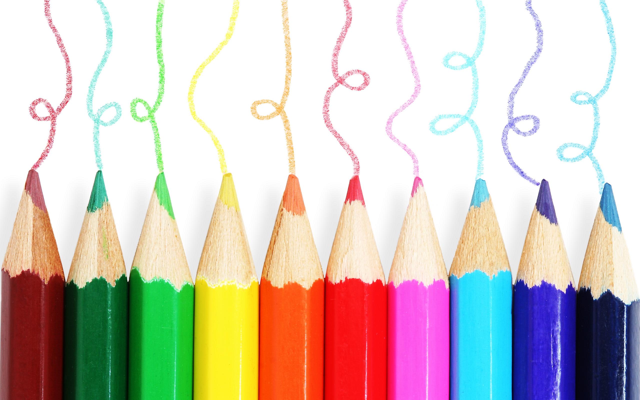 pensil warna, jadi penulis