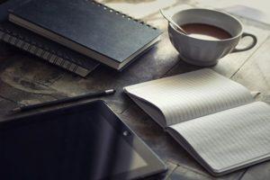 rutinitas penulis hebat