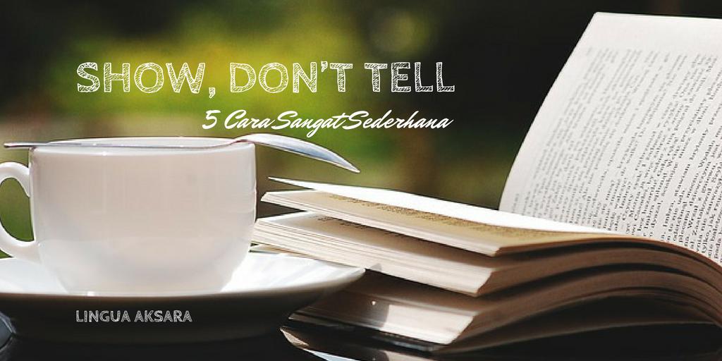 5 cara simpel menulis novel