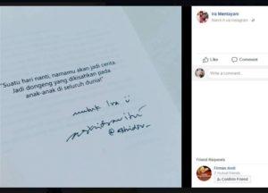 Kirana, novel dongeng