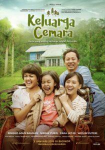 Poster Film Keluarga Cemara