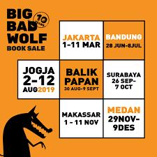 Big Bad Wolf Jogja 2019